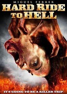 Filme Poster Hard Ride to Hell DVDRip RMVB Legendado