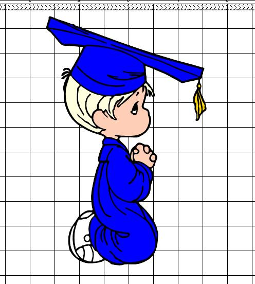 kids graduation clipart. for the PM-Graduation Boy