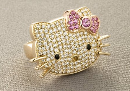 hello kitty tattoo designs. hello kitty jewellery