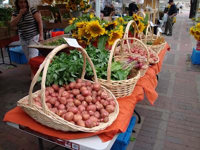 Farmers Market Began Its 2009 Season >> La Fleur Au Cacao For The Love Of Figs