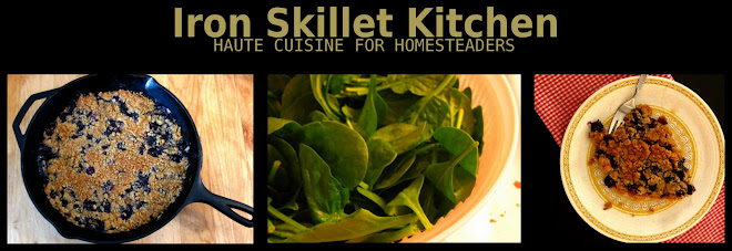 Iron Skillet Kitchen