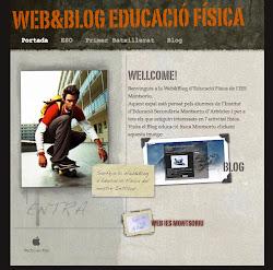 Web d'Educació Físca Montsoriu