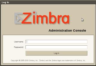 Zimbra ZCS 6.0 en Debian Squeeze