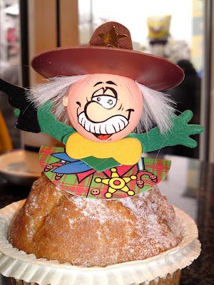 muffin, bakery, carnival