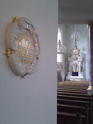 basilika, willi graf, baroque