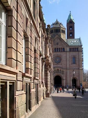 speyerer dom, cathedral