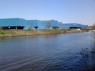 steel mill, saar, 