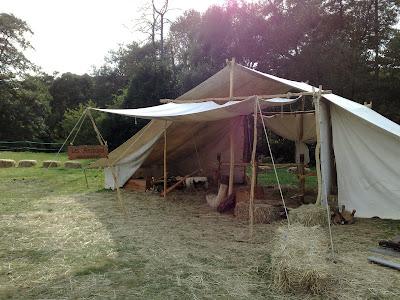 celts, tent