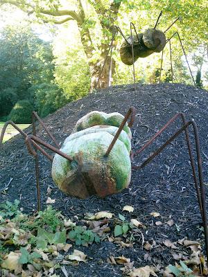 ants, sculpture,