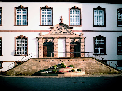 town hall,