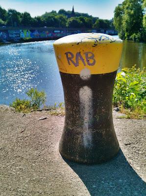 yellow, boat mooring,