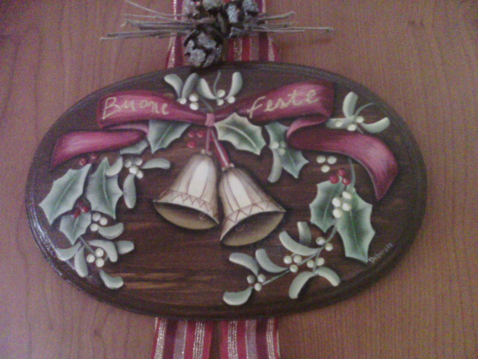 La casa sul mare i miei addobbi natalizi - Rami secchi decorativi dove comprarli ...