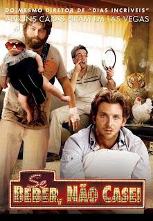 Filme Poster Se Beber, Não Case! DVDRip Rmvb Dublado
