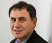 Roubini: Greek crisis is the tip of an iceberg