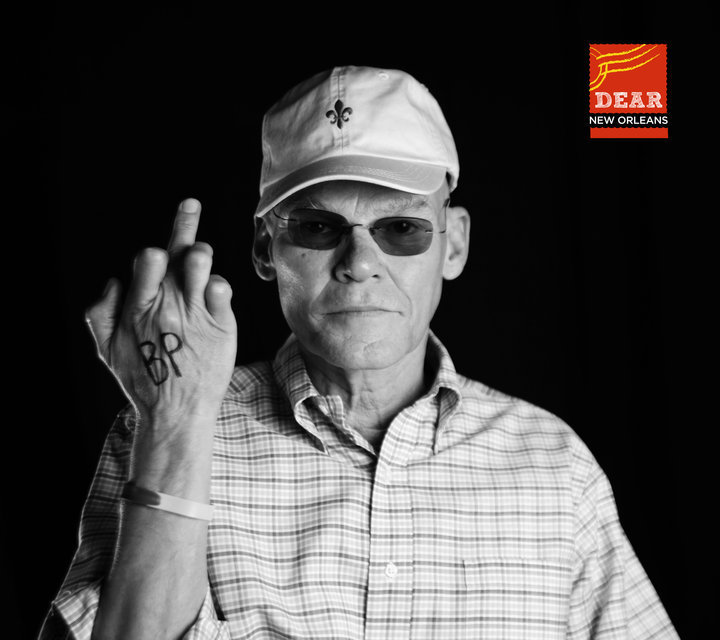 James Carville's Message to BP