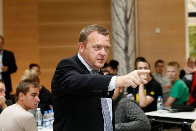 Lars Løkke - det er de andres skyld