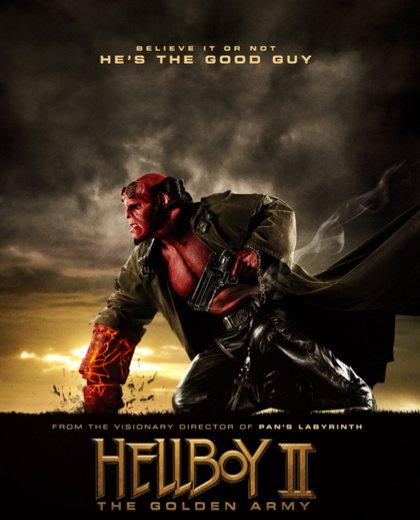 (52) Hellboy 2 - O exercito dourado