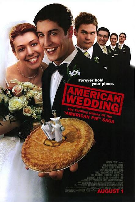 (74) American Pie, O casamento
