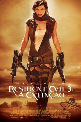 (159) resident evil 3 - a extinção