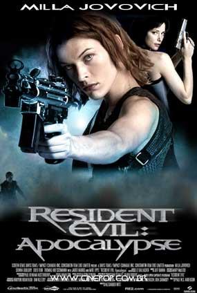 (158) resident evil - apocalipse