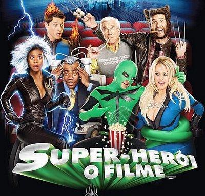 (177) Super Heroi o filme