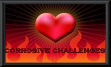 Corrosive Challenges (Sunday)