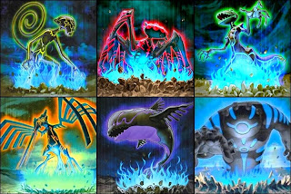 Yugioh 5ds Signers YU GI OH LEADER