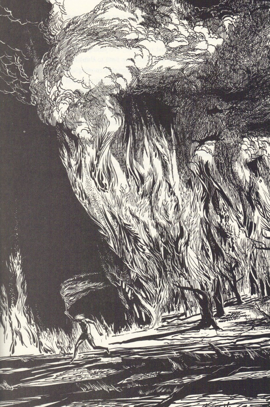 too much horror fiction: the halloween treeray bradbury (1971