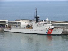 Navio dos EUA participará no combate ao narcotráfico em África Ocidental