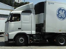 Trucks no Terminal RO/RO do Funchal