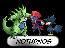 ---Tipos De Pokemons----- Noturno