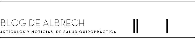 Blog de Albrech, Espai Quiropràctic