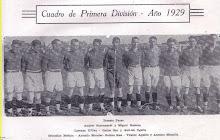 formacion 1929