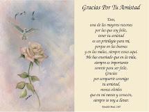 REGALITO DE MARIA LUISA MUCHAS GRACIAS QUERIDA AMIGA