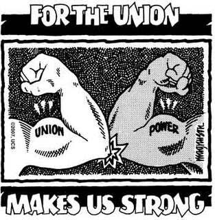 effect of trade unions Monopsony the special case of if a trade union enters the labour market and becomes the monopoly supplier of labour the impact of the union minimum wage.