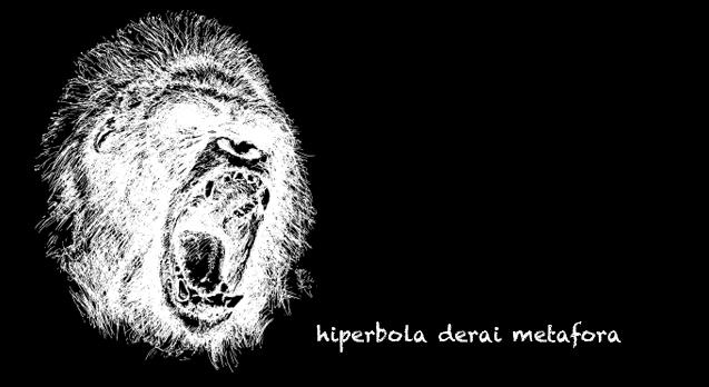 hiperbola derai metafora