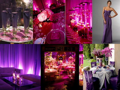Pink Black Wedding Decorations Ideas Wedding Black Pink Wedding