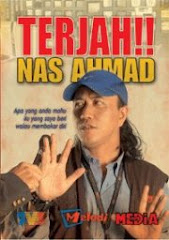 Buku 'Terjah!! Nas Ahmad'