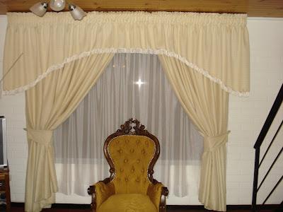 Confeccion y dise o de cortinas dise o y confecci n de - Precio de confeccion de cortinas ...