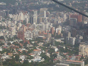 Vista Aerea desde El Teleferico