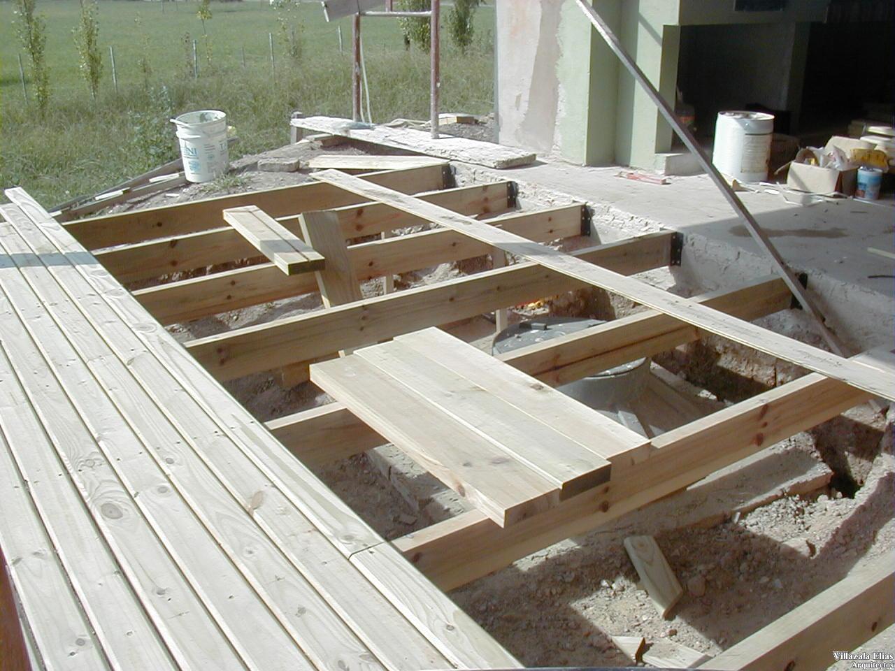 Dhogar calefacci n eficiente pisos deck y pergolas - Calefaccion para un piso ...