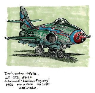 1950's, by Arthur, Germany, Military, WW2@drawnpatrol