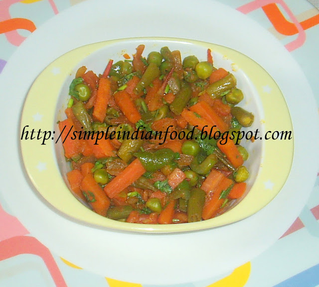 how to cook soft vegetables