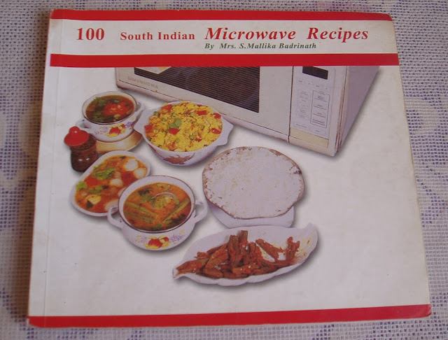 100 South Indian Microwave Recipes By Mallika Badrinath
