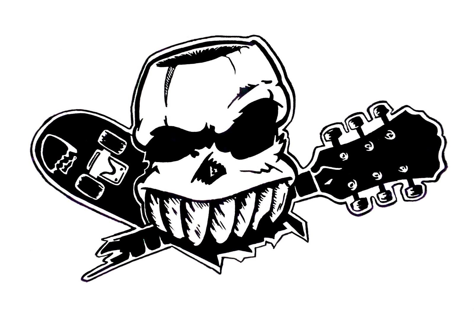 Hier ein Logo das für ein Tattoo bestimmt ist.