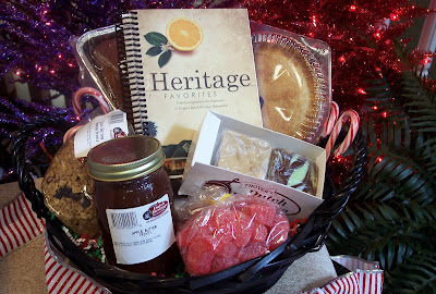 kangaroo promotions: Local Amish Holiday Gift Baskets: Delivered!