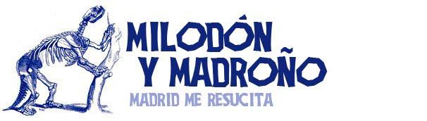 Milodon y Madroño / Mylodon Darwinii Listai et Arbutus Unedo