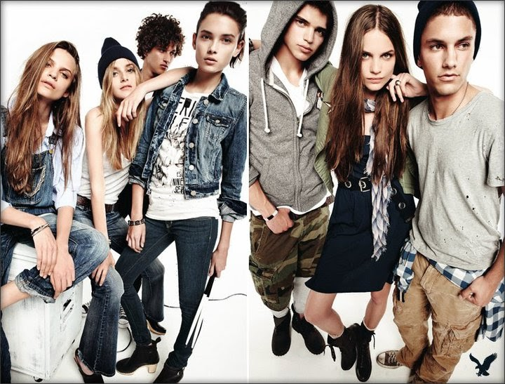 Ideas That Come Out: Ad Campaign Review: American Eagle ...