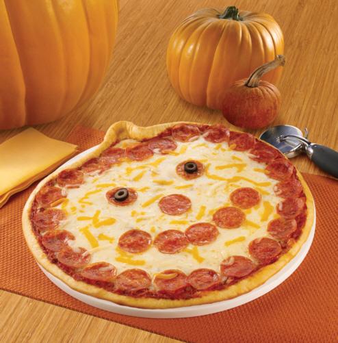 Пицца на день рождения своими руками 5