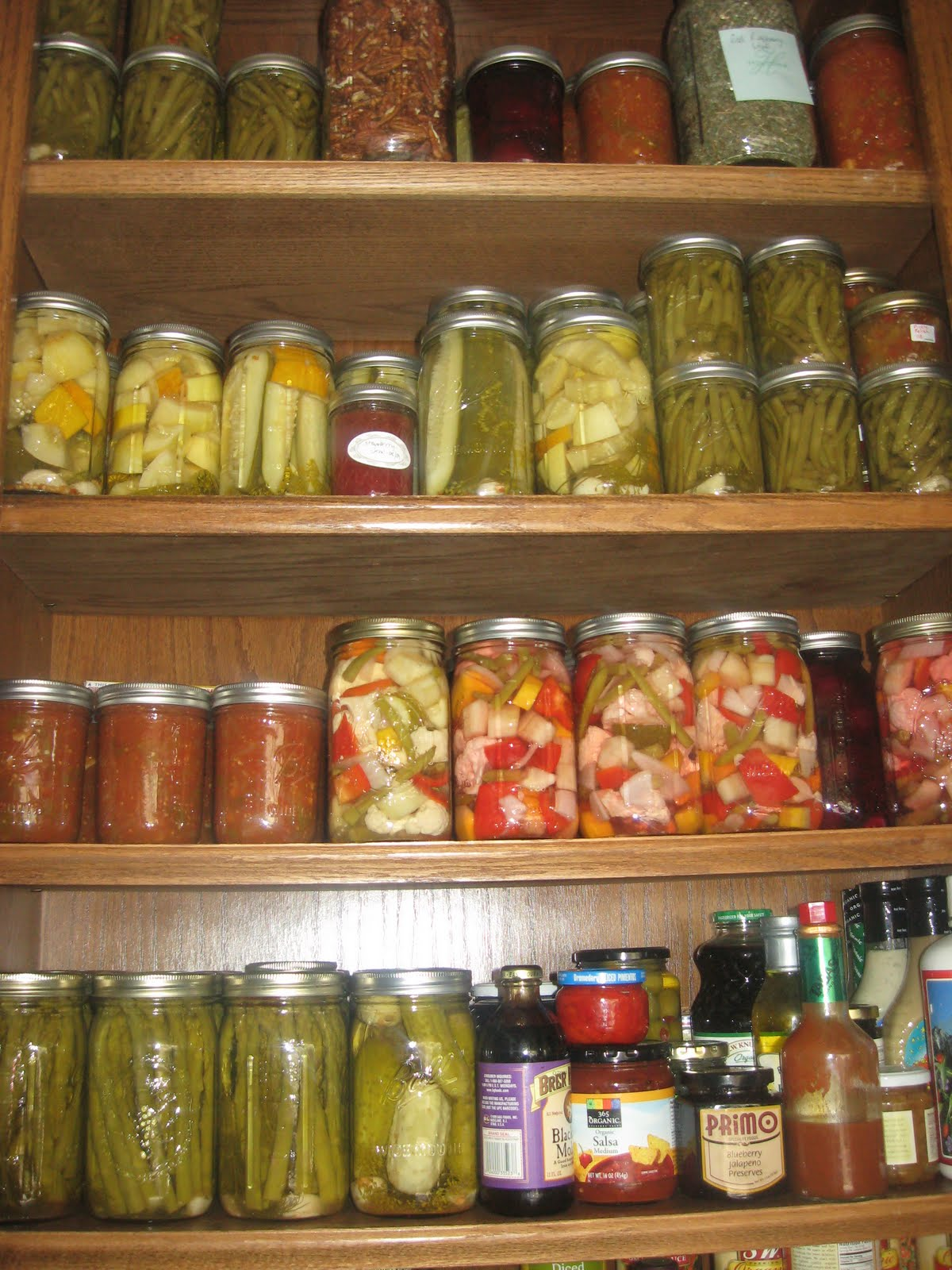 ... the brine for vegetables a la greque use pickle juice as a gargle when